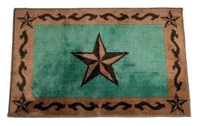 texas star rug lone star turquoise rug 2 texas star bathroom rugs