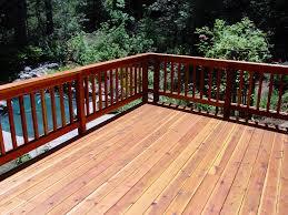 Materials Barrett Outdoors - Exterior decking materials