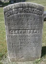 Clarissa Munson McGregor (1795-1868) - Find A Grave Memorial