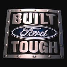 built ford tough logo png. Exellent Png Built Ford Tough Belt Buckle Throughout Logo Png
