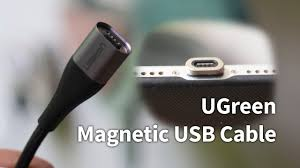<b>UGreen Magnetic</b> USB <b>Cable</b> - YouTube