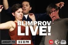 Blimprov LIVE 2017