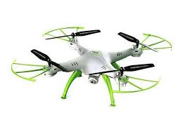 <b>Квадрокоптер SYMA X5HW</b> с камерой, белый [x5hw <b>white</b>-green]