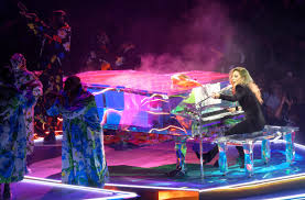 Lady Gaga Park Theater At Park Mgm Las Vegas Nv