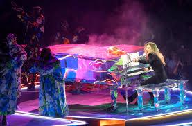 Lady Gaga Las Vegas Seating Chart Lady Gaga Park Theater At Park Mgm Las Vegas Nv