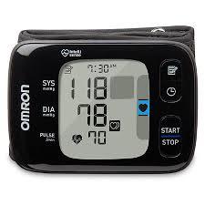 Omron Blood Pressure Monitor Comparison Chart Omron 7 Series Wireless Wrist Blood Pressure Monitor Bp6350