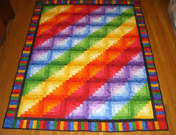 rainbow log cabin help please updated finished p os quilt