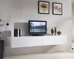 Style your Home with Floating Cabinets Living Room: Majeston White Floating  TV Cabinet | Living room ideas | Pinterest | Living rooms, Floating cabinets  and ...