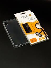 Силиконовый <b>чехол NEYPO для</b> Huawei Honor 8S (прозрачный ...
