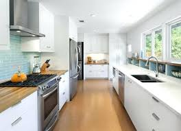 modern galley kitchen cabinets layout kitchens australia of