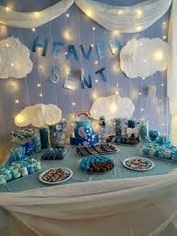Angel Baby Shower Decorations