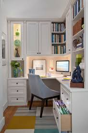 Efficient office design Workspace Doragoram Efficient And Stylish Small Home Offices