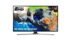 Samsung UE50MU6120KXXU 50 inch, 4K Ultra HD Certified, Smart TV Save £180 on a 50\