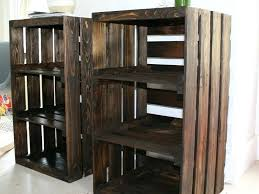 wooden crate furniture. Wood Crate Furniture Ideas . Wooden
