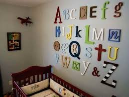 letters for wall decor nursery wall decor letters letters wall decor