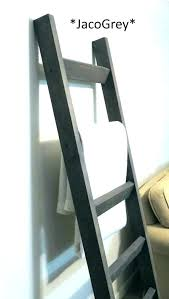 6 foot wooden ladder rustic blanket ladder 6 foot wooden ladder wooden ladder decor 6 ft