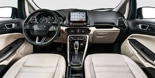 2018 ford ecosport. perfect ford brazilianspec 2018 ford ecosport facelift dashboard on ford ecosport