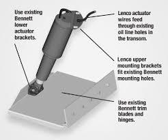 lenco 12 volt electric retro fit conversion kit for bennett trim Bennett Trim Tab Wiring Diagram lenco 12 volt electric retro fit conversion kit for bennett trim tabs bennett trim tab wiring diagram for relays
