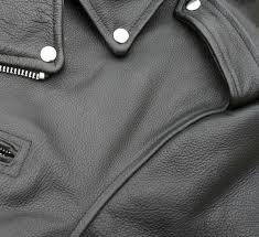 removing smells from new leather clothing