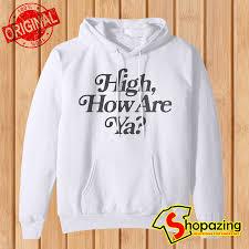 Jeffree Star High How Are Ya Hoodie