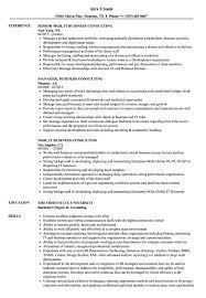 Consulting Resume Templates Sales Consultant Resume Sample Skinalluremedspa Com