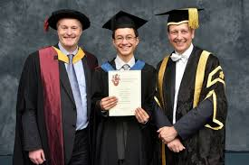 First Class Honours Maths Whizz 15 Graduates University With First Class Honours