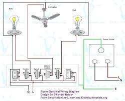 wiring diagram two rooms wiring diagram split