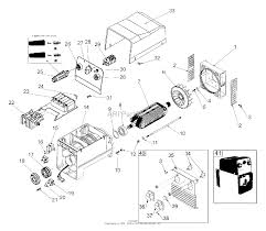 Wiring diagram free stored briggs and stratton power products hpp1718 bsw200dc parts sincro alternator wiring sincro