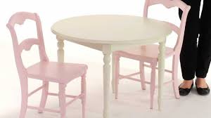 choose a beautifully crafted play table for your little princess pottery barn kids