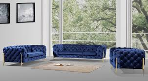 different sectional sofas in modern miami furniture store