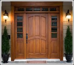 front doors with side lightsExterior Doors with Sidelights Ideas  Door Styles