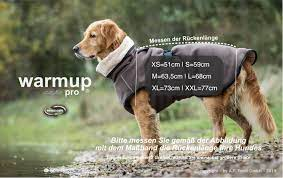 WARMUP cape PRO Bordeaux – My-happy-dogs-Shop