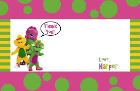 barney party invitation template barney birthday printables best custom invitation template ps