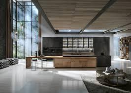 Modern kitchens Simple Snaidero Usas Elegante Bespoke H01 Heartwood Luxury Modern Kitchen Elle Decor Musthave Luxury Modern Kitchen Trends For 2018