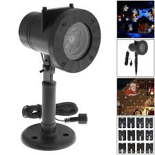 Holiday Decoration Waterproof Outdoor Led Stage Lights With 12 Types