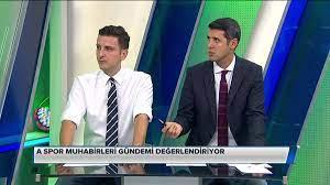 """A Spor auf Twitter: """"A Spor muhabirleri gündemi değerlendiriyor  #SporGündemi @emreekaaplan @evrenyavuz5 https://t.co/oMkK0K3wFx… """""""