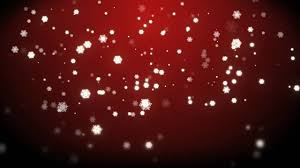 after effects template christmas snow
