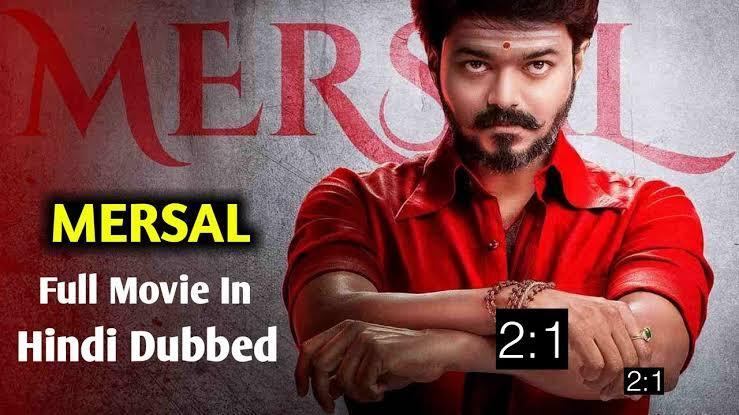 Mersal Full Movie in Hindi Download Filmyzilla