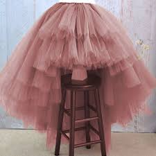 High Low Tiered Puffy Tulle Skirt | loosesize | Puffy tulle skirt, Tulle  skirts outfit, Tiered tulle skirt