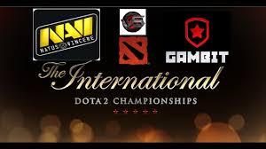 dota 2 live en vivo the international 2017 navi vs gambit sports