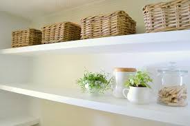 How Strong Are Floating Shelves Inspiration Finally How To Create Long Deep Shelves That Aren't Bulky