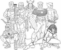 Small Picture Get This Avengers Coloring Pages to print for free 75931