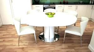 6 chair round dining table set round table and chairs for kitchen table 6 chairs