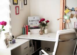 office desk space. Home Office Revamp, Bumpkin Betty Tips For Revamping Your Desk Space, Space