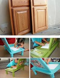 recycled furniture pinterest. Recycled Desk Ideas Recycle Old Doors As Kids Desks Space Saverscreate Pinterest Trends Design Home Furniture