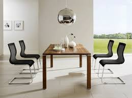 modern dining table sets wood
