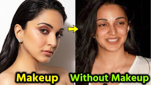 without makeup young bollywood