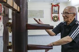How Ip Chun, son of Hong Kong martial arts titan Ip Man, is carrying on his  father's legacy at the grand age of 95   South China Morning Post
