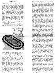 Crochet Oval Pattern Best Ideas