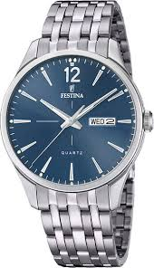 <b>Мужские</b> наручные <b>часы Festina F20204</b>/<b>3</b> кварцевые